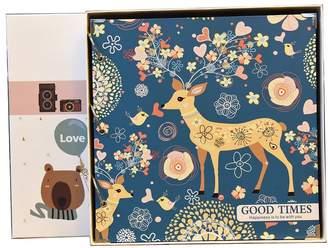 Scrapbook LANNA SHOP- Cartoon Photo Album,Anniversary DIY Album,Wedding Memo Photos Album (29*29cm)