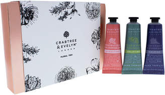 Crabtree & Evelyn Women's 0.86Oz Floral Trio Hand Therapy