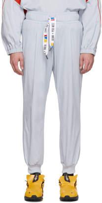 Pyer Moss Reebok by Grey Twill Vector Lounge Pants