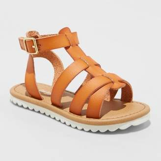 Cat & Jack Toddler Girls' Foster Gladiator Sandals