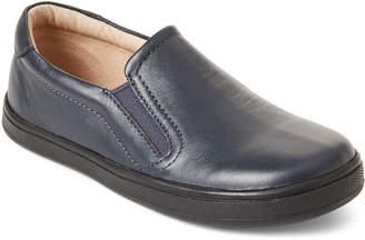 Old Soles Toddler/Kids Boys) Navy Dress Hoff Slip-On Sneakers