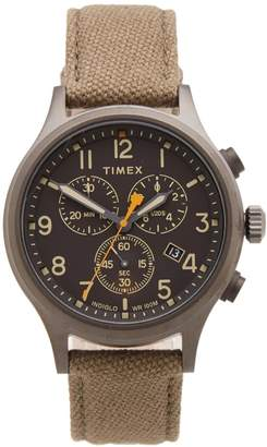 Timex Scovill Chronograph