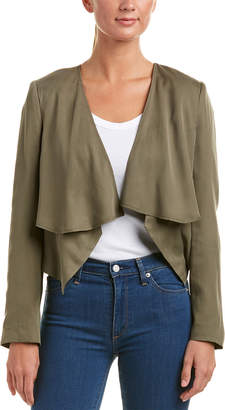 BCBGMAXAZRIA Draped Jacket