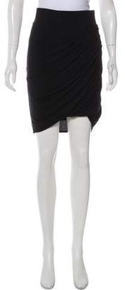 Helmut Lang Bodycon Knee-Length Skirt