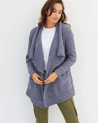 Volcom Locked In Wrap Cardigan