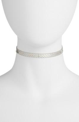 Women's Argento Vivo Wide Choker $78 thestylecure.com