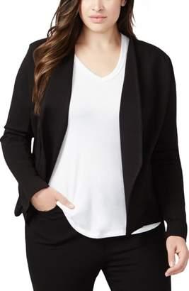 Rachel Roy Ponte Knit Jacket