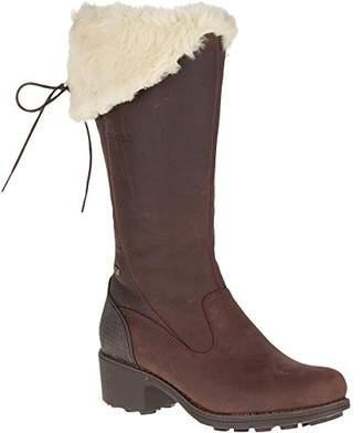 Merrell Women's Chateau Tall Zip Polar Waterproof Snow Boot
