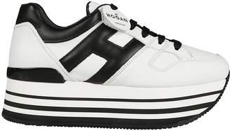 Hogan H283 Platform Sneakers