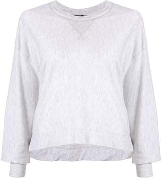 Bassike oversized sweatshirt