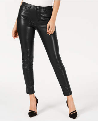 GUESS Butter Faux-Leather Pants