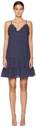 Rebecca Taylor Sleeveless Ikat Tank Dress Women's Dress