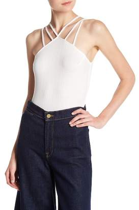 Lush Knit Strappy Bodysuit