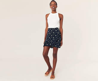 Oasis DITSY ROSE MINI SKIRT