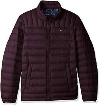 6117db987f7a Tommy Hilfiger Men s Packable Down Jacket (Regular and Big   Tall ...