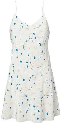 Lemaire floral-print dress