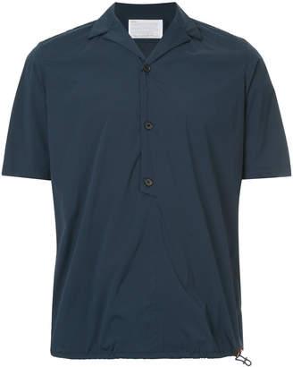 Kolor shortsleeved button shirt