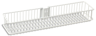 Elfa Spice Rack Basket White