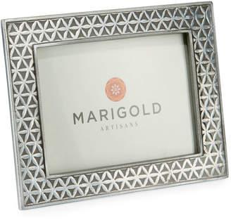 "Marigold Artisans Flower of Life Picture Frame, 5""x7"""
