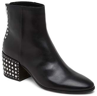 Dolce Vita Mazey Studded Leather Booties