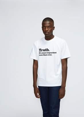 Sacai Truth T-Shirt