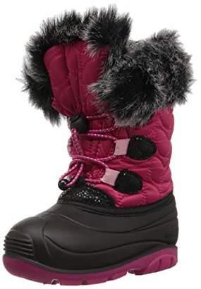 Kamik baby-girls' Lychee Snow Boot