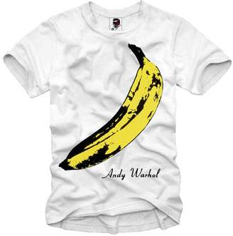 URBAN RESEARCH E1syndicate T-Shirt Andy Warhol The Velvet Underground Nico Banana