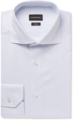 Ermenegildo Zegna Striped Cotton Shirt