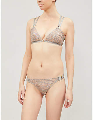 Bordelle Sisi lace soft-cup bra