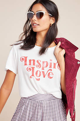 Letluv Inspire Love Graphic Tee