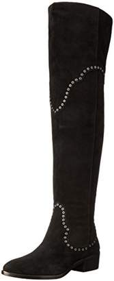 Frye Women's Ray Grommet OTK Slouch Boot
