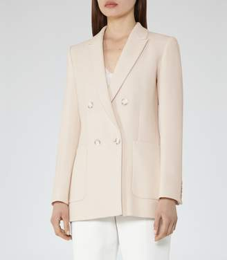Reiss Lille Double-Breasted Blazer