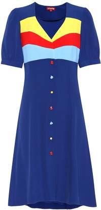 STAUD Roger shirt dress
