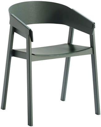 Showing 179 dining room chair covers at Amara · Muuto Cover Chair Green