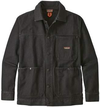 Patagonia Men's Iron Forge Hemp® Canvas Chore Coat