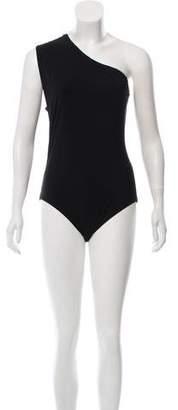 Araks One-Shoulder One-Piece Swimsuit w/ Tags