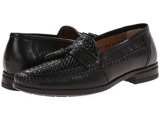 Nunn Bush Strafford Woven Moc Toe Loafer