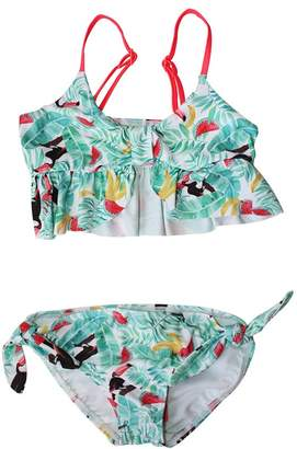 Seafolly Girls Toddler Touci Frutti Set