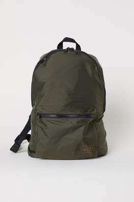 H&M Foldable Backpack - Green