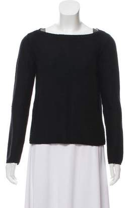 Gucci Wool Rib Knit Sweater