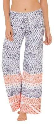In Bloom Summer of Love Printed Pants