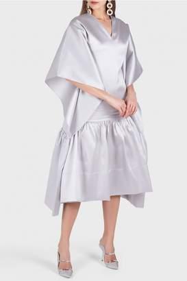 Alexis Mabille Poncho Dress
