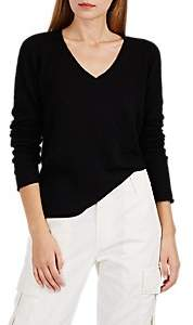 ATM Anthony Thomas Melillo Women's Cashmere V-Neck Sweater - Black