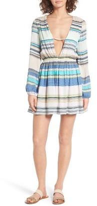 Women's Wildfox Whitney Stripe Dress $198 thestylecure.com