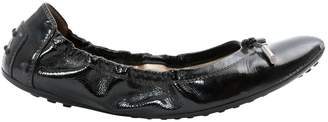 Tod's Black Patent leather Ballet flats