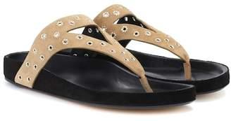 Isabel Marant Elbry suede sandals