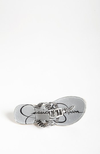 Jessica Simpson 'Nev' Sandal (Toddler, Little Kid & Big Kid)