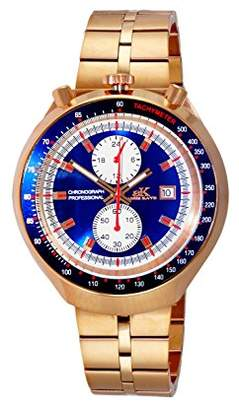 Adee Kaye Men's Quartz Stainless Steel Casual Watch