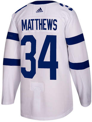 adidas Men's Auston Matthews Toronto Maple Leafs Authentic Pro Stadium Series Player Jersey