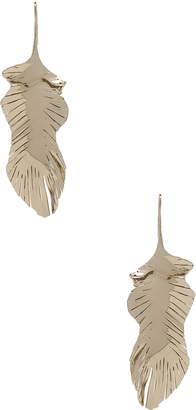 Valentino Cult Leaf Earrings